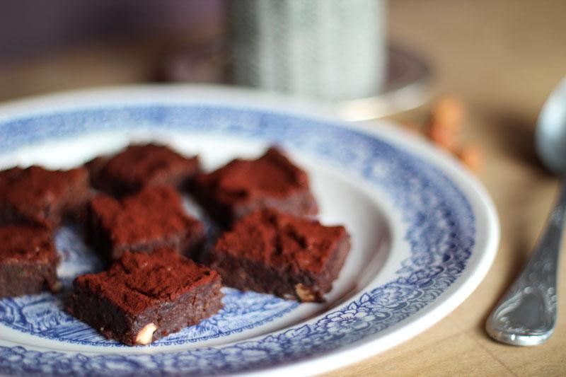 Brownie aux dattes