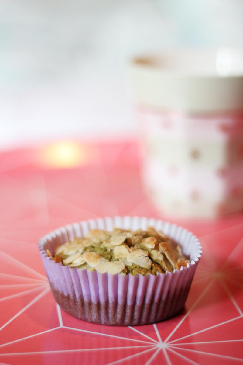 Muffins thé chocolat blanc - Juliette Blog féminin