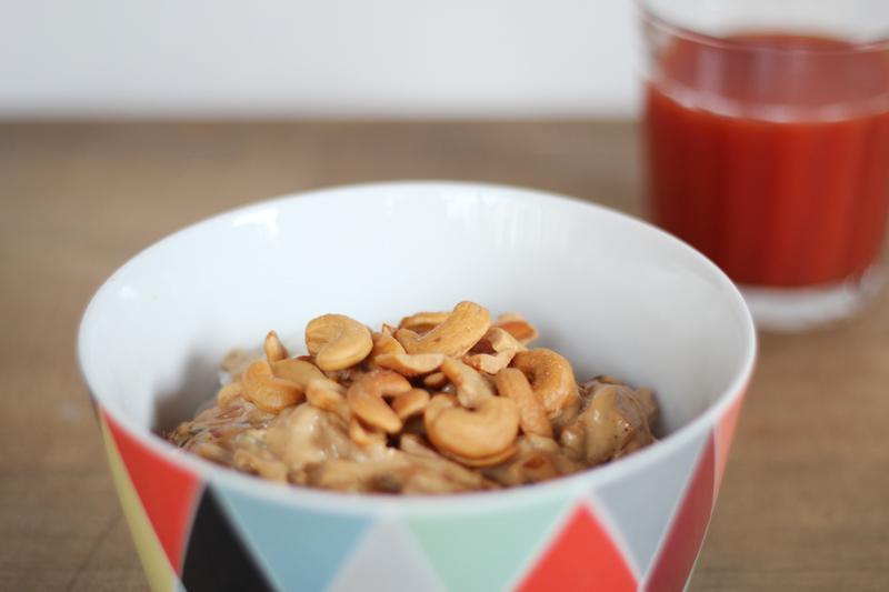 Curry crème de coco et nouilles de riz - Juliette blog féminin