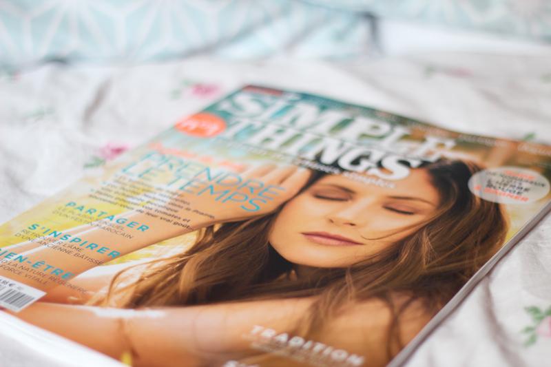 Simple things - Juliette blog féminin