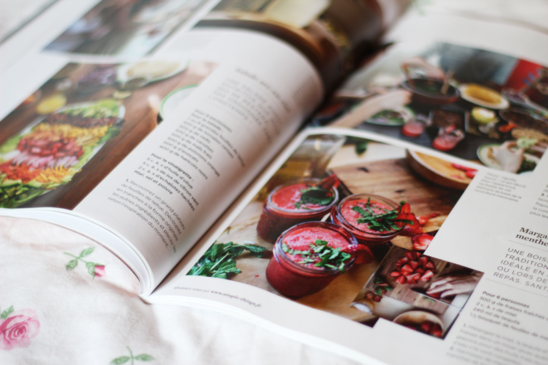 Simple things recettes - Juliette blog féminin
