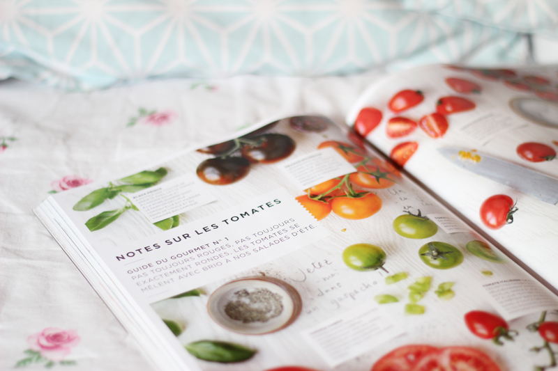 Simple things tomates - Juliette blog féminin