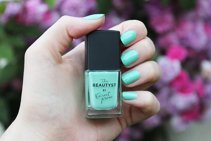 Vernis The Beautyst x blog Carnet Prune - Juliette blog féminin