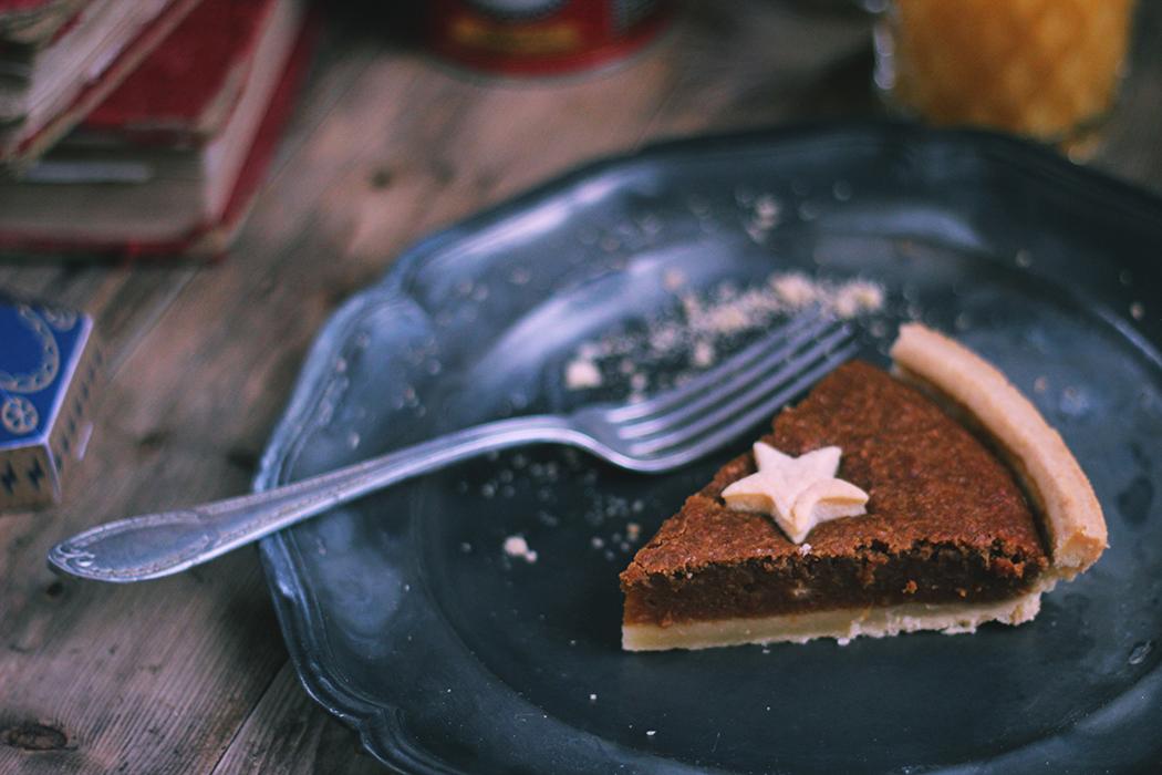 Recette tarte à la mélasse Harry Potter - treacle tart -Juliette blog féminin