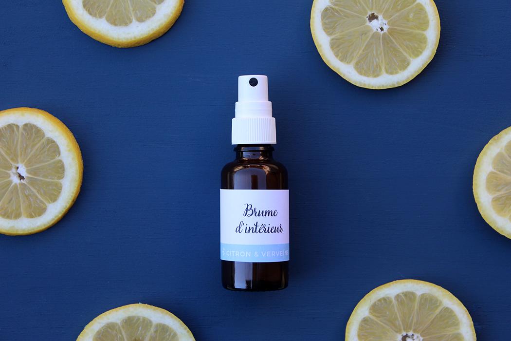 DIY Spray fraicheur citron verveine - Juliette blog féminin (1)