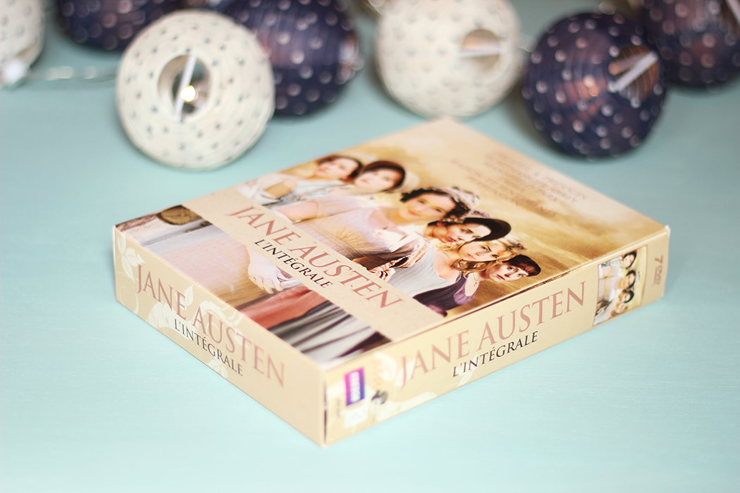 Jane Austen BBC - Juliette blog féminin
