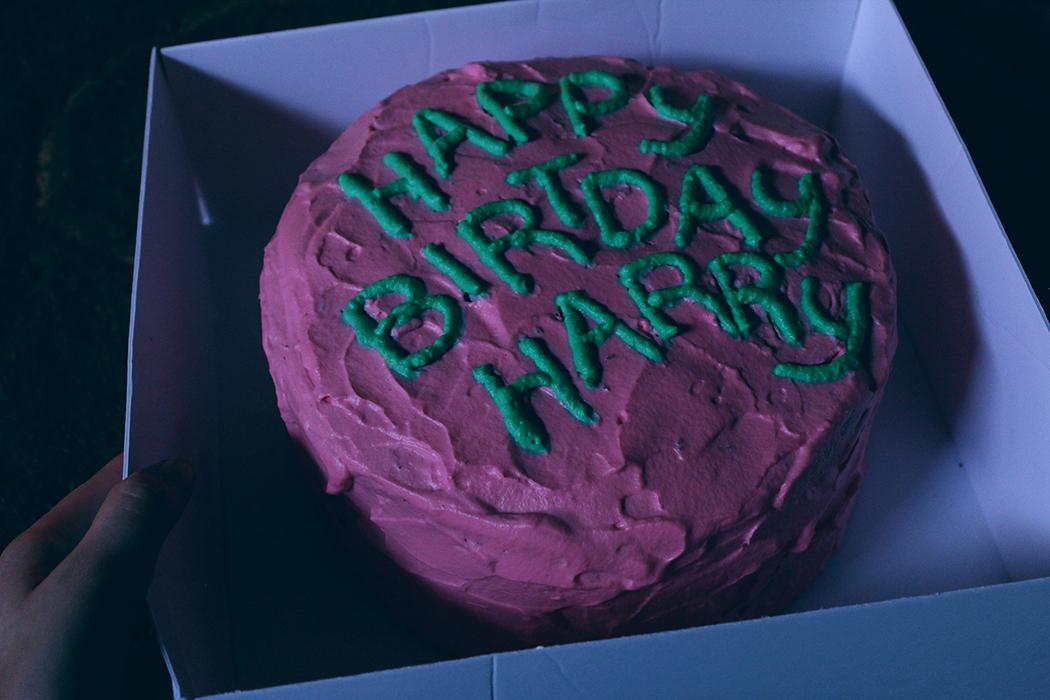 Gateau d'anniversaire Harry Potter Hagrid - Juliette blog féminin