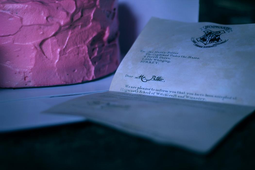 Happy birthday Harry - Anniversaire Harry Potter - Juliette blog féminin