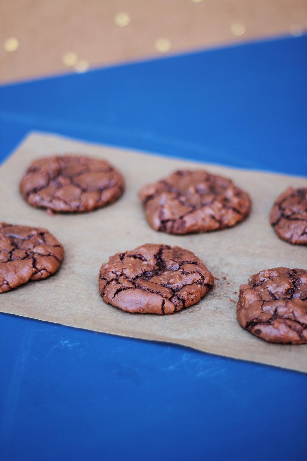 Cookies fondants et craquelés -Juliette blog féminin