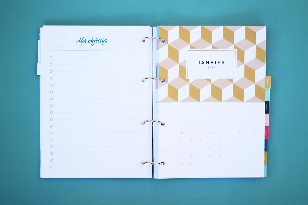 agenda 2016 2017 à imprimer calendrier