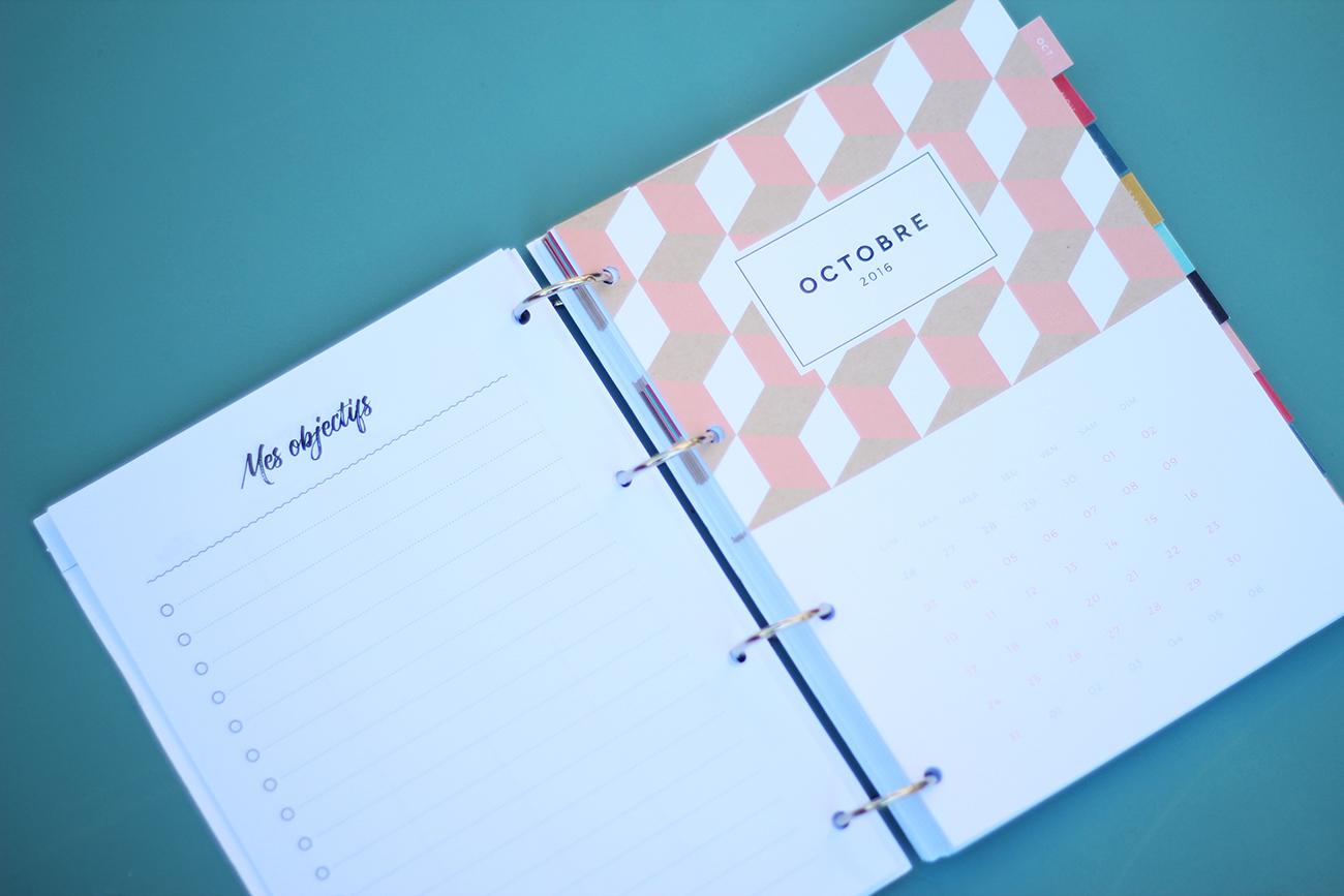 agenda 2016 2017 à imprimer calendrier mensuel