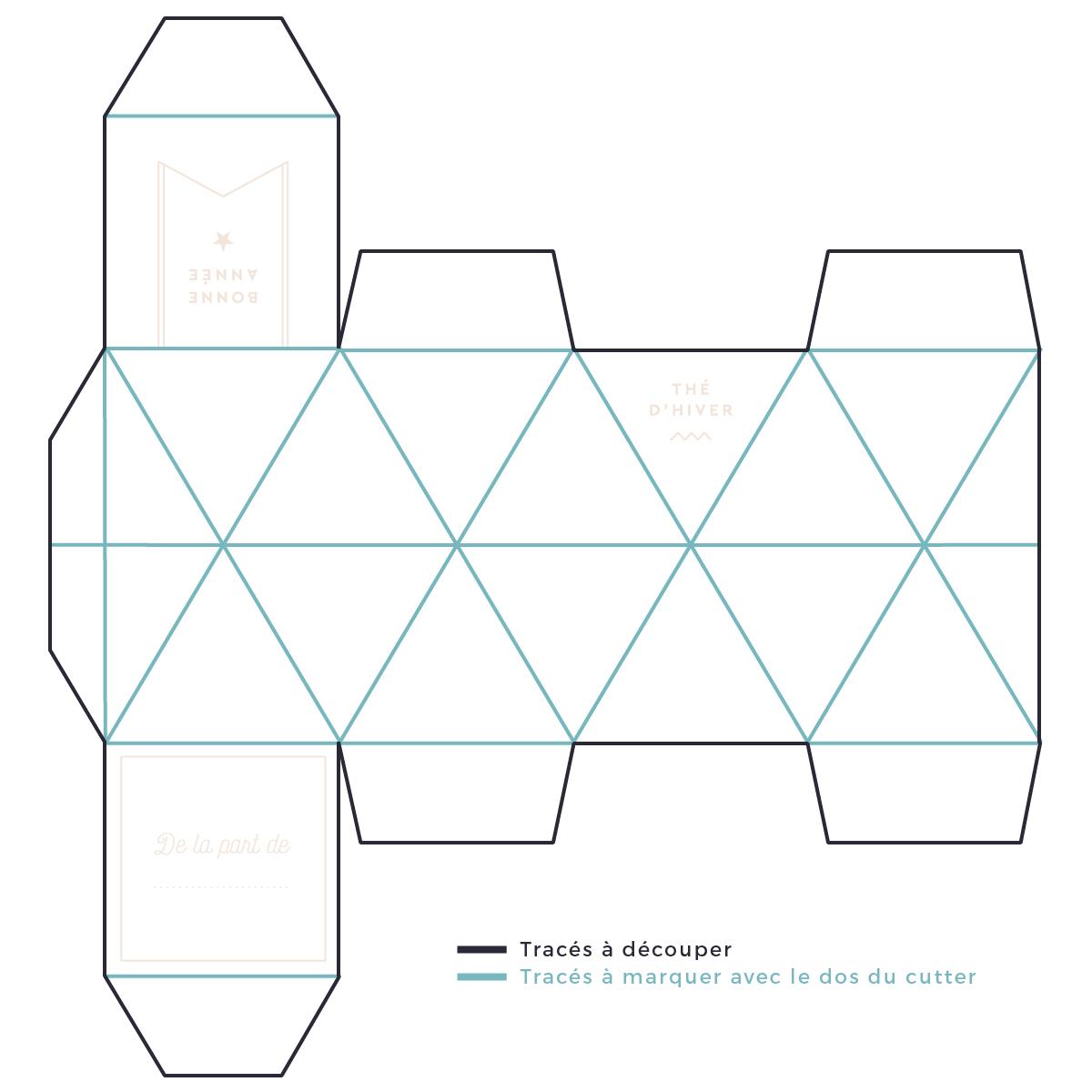 patron-decoupe-boite-de-the-geometrique